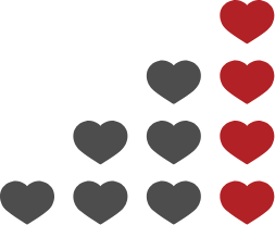 Millions of members icon